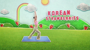 Korean Strawberries TVC
