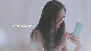 Xperia C3 #MorningSelfie