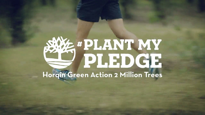 Plant My Pledge #6 Joe Hong - Timberland Horqin Desert Reforestation Project-HD-2