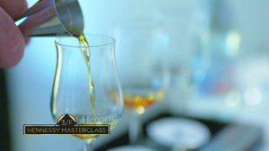 Hennessy Acadamy event