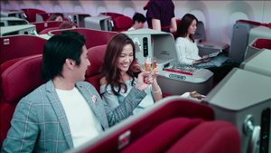 Hong Kong Airline - Fly Business Class 2