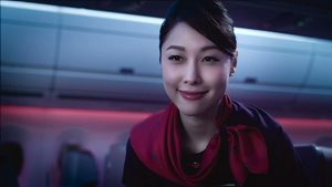Hong Kong Airline - Fly Business Class
